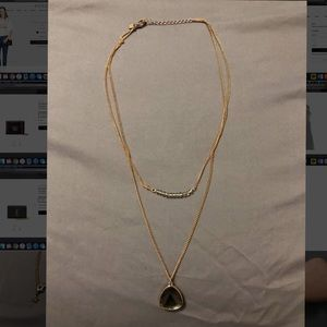Banana Republic necklace